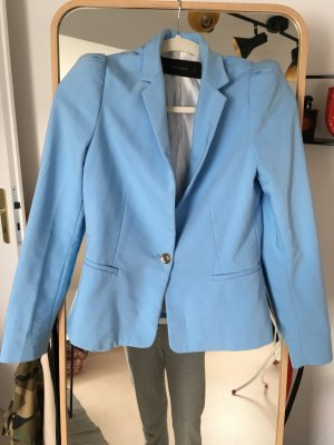 Hellblauer Blazer von Zara