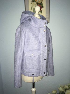 Pepe Jeans London Hooded Coat azure