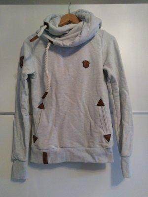 Naketano Capuchon sweater veelkleurig