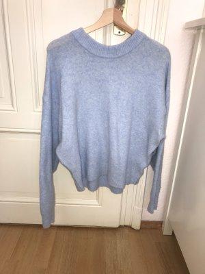 Hellblauer Pullover von H&M
