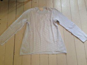 Hellblauer Pullover von Lieblingsstück