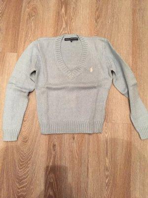 Hellblauer Pullover von Ralph Lauren Sport
