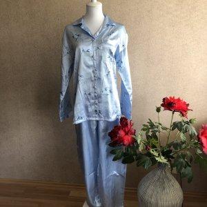 Pyjama azuur