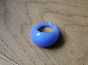 Hellblauer Ring NEU von Accessorize