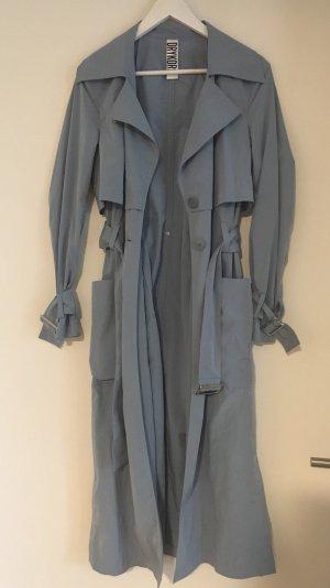 Hellblauer Trenchcoat von Drykorn