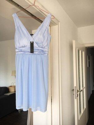 Esprit Babydoll-jurk azuur