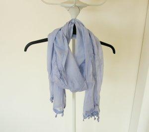Hellblaues Halstuch, sehr guter Zustand