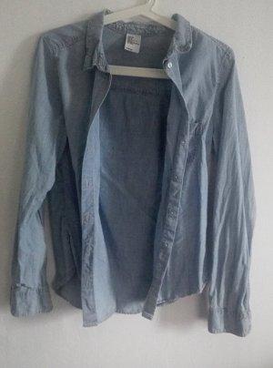 Hellblaues Hemd von H&M