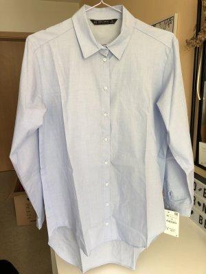 Hellblaues Hemd von Zara