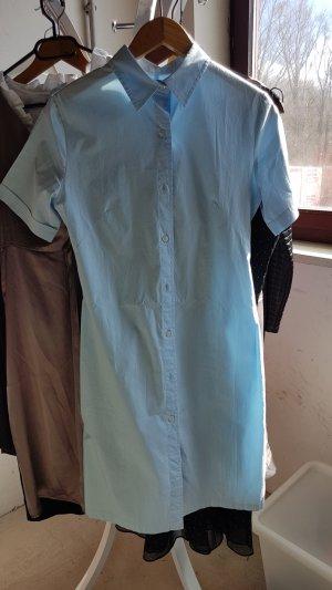 Blaumax Hemdblousejurk lichtblauw-babyblauw