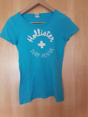 Hellblaues Hollister T-Shirt