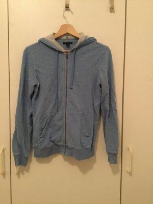 Hellblaues Kapuzensweatshirt von Tommy Hilfiger