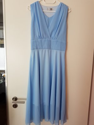 Midi Dress azure