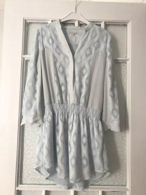Rebecca Minkoff Shirtwaist dress pale blue