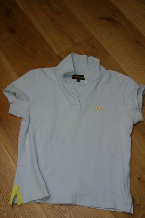 hellblaues LA MARTINA Poloshirt in Gr. S