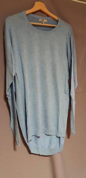 Long Sweater azure