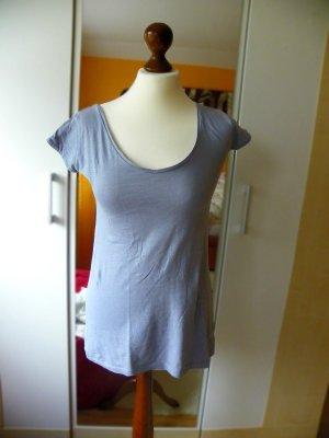 Hellblaues luftiges Shirt Madonna 34 XS