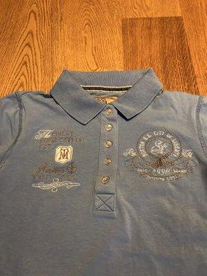 Soccx Polo Shirt azure