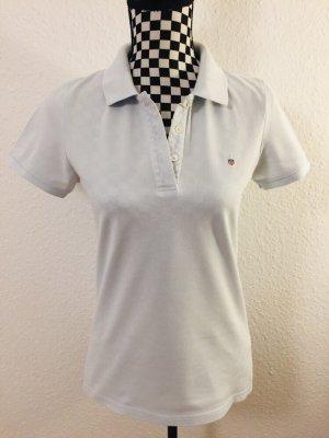 Hellblaues Polo-Shirt von Gant