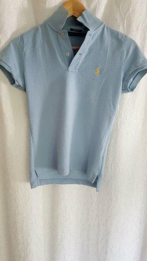 Hellblaues Polo-Shirt von Ralph Lauren