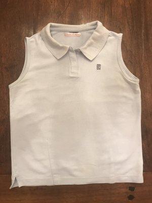 Hellblaues Poloshirt von Nike, Größe S