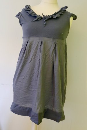 Hellblaues Sommerkleid mit Rüschen, Größe 44, s. Oliver