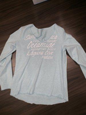 Hellblaues Sweatshirt von tcm