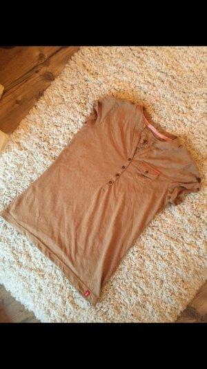 Hellbraun rosa edc T-shirt