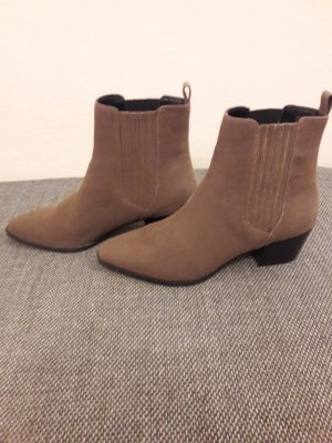 H&M Boots grey brown