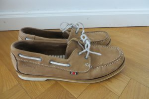 Tamaris Sailing Shoes camel-light brown
