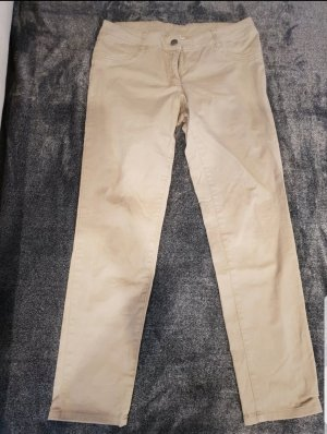 Blue Motion Low-Rise Trousers beige