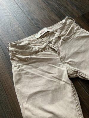 Hellbraune Jeans