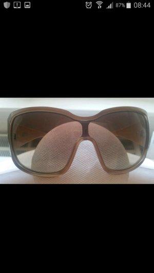Hellbraune Michael Kors Sonnenbrille