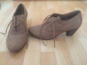 Hellbraune schicke Schuhe!!