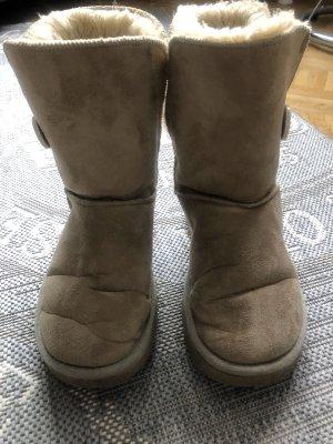 UGG Australia Snow Boots light brown-beige