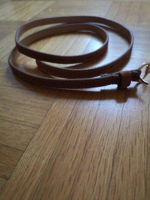 Cinturón pélvico color bronce