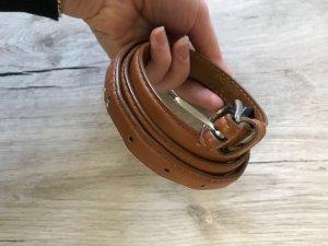 Hellbrauner Gürtel