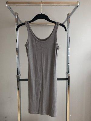Hellbraunes Basic top/Kleid