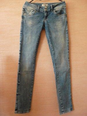 helle ausgewaschene Jeans von ltb