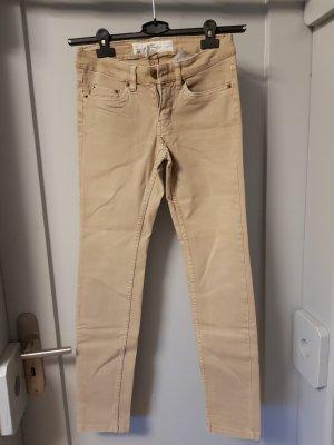 Helle/Beige Hose von H&M in Größe 36