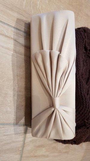 Bijou Brigitte Borsa clutch beige chiaro