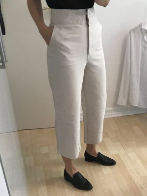 MTWTFSSWEEKDAY Pantalone culotte beige chiaro