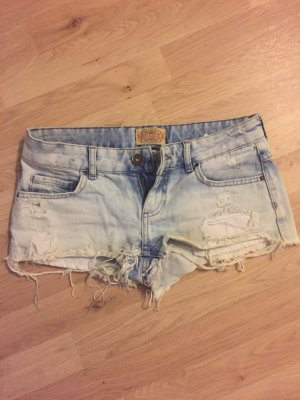 Helle destroyed Jeans Hot Pants