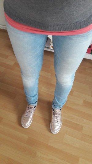 Esprit Jeans a sigaretta multicolore