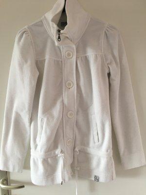 Fleece Jackets natural white