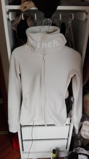 Bench Fleece Jackets natural white