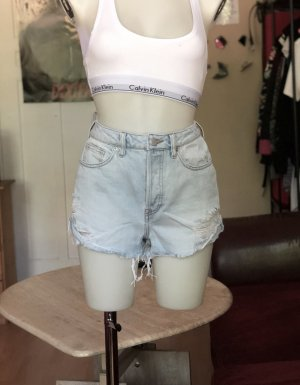 Helle H&M High-waist Vintage Jeans Shorts XS