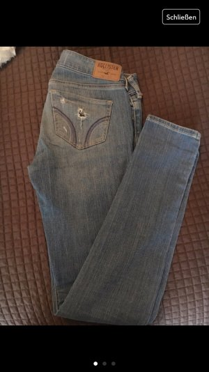 Helle Hollister Jeans in damaged look