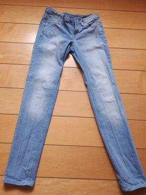 edc by Esprit Hoge taille jeans azuur