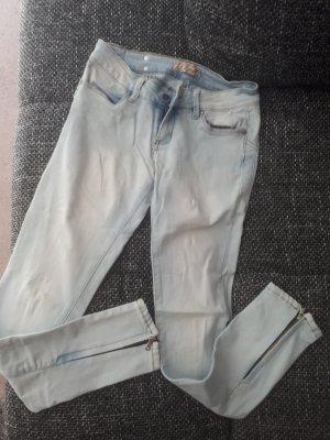 7/8-jeans veelkleurig